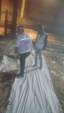 Quy trình phòng chống mối cho công trình xây dựng